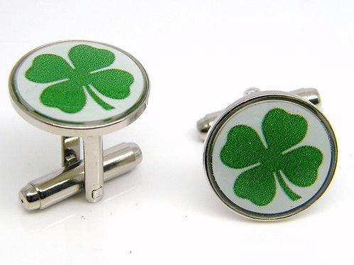 "My Fair Lady ""Little Bit of Luck"" Cufflinks"