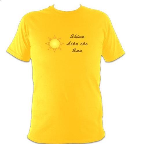 9 to 5 Unisex Shine Like the Sun T-shirt