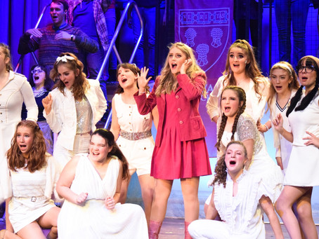 Legally Blonde, WOW - Witham Public Hall