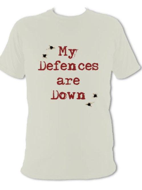 Annie Get Your Gun Defences are Down Unisex T-shirt