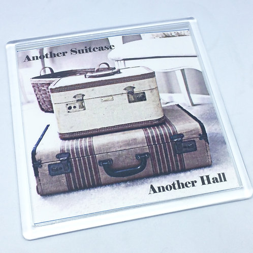 Evita Another Suitcase Coaster