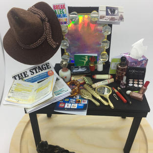 Western Musical Theatre Dressing table