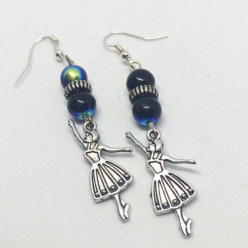 Dancer Drop earrings