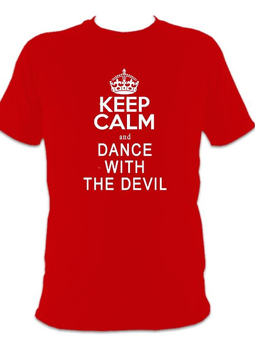 Witches of Eastwick Unisex 'Dance with the Devil' T-shirt