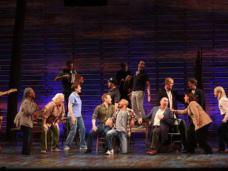 Come From Away – Phoenix Theatre, Charing Cross Road, London