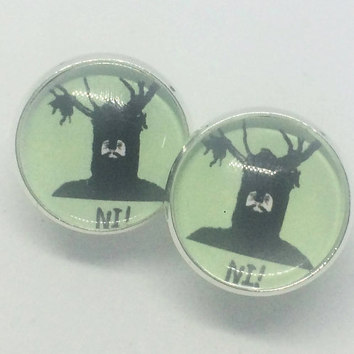 Spamalot Knights of Ni Cufflinks