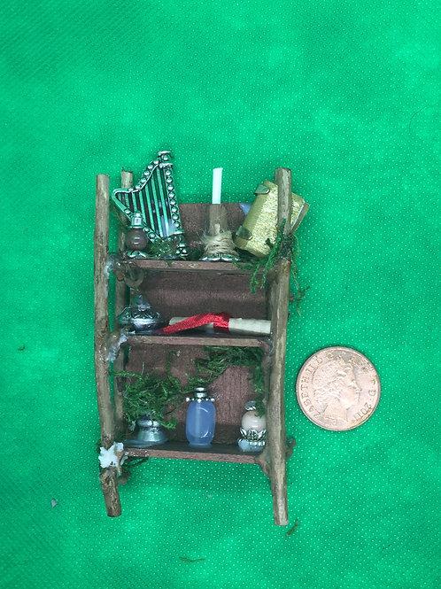 Fairy World Fairy House 3 Shelf unit