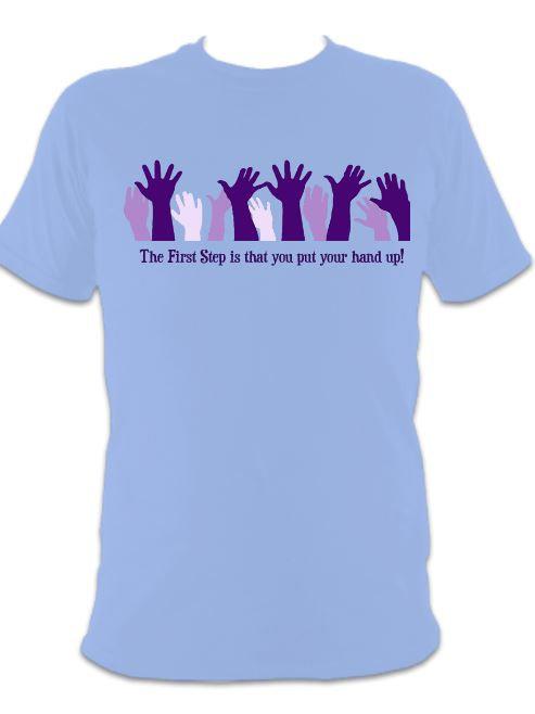 Made in Dagenham Unisex Hands Up T-shirt