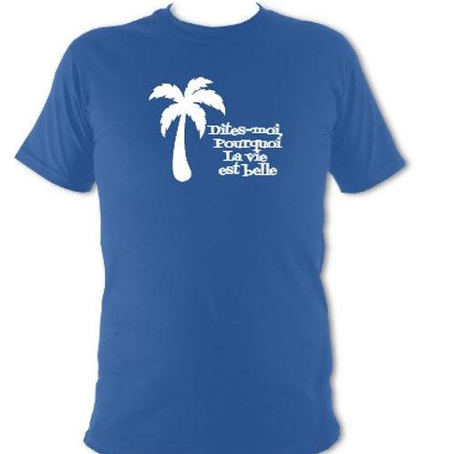 South Pacific Children's Dites-Moi T-shirt