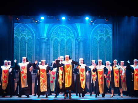 Sister Act, WAOS - Witham Public Hall