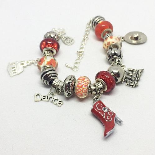 Footloose Charm Bracelet