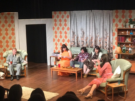Abigails Party, The Reject Theatre Company - Cramphorn Theatre, Chelmsford