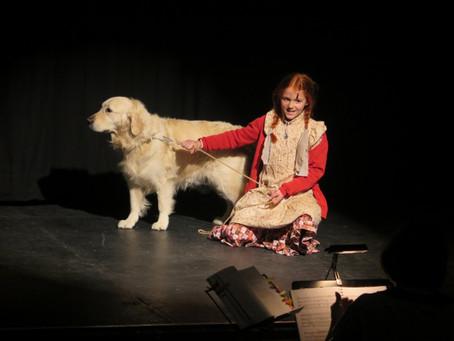Annie, Sudbury Musicals Society - The Quay Theatre, Sudbury