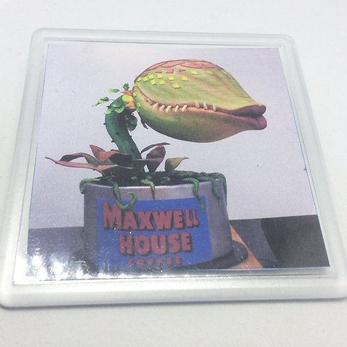 Little Shop of Horrors Audrey II coaster