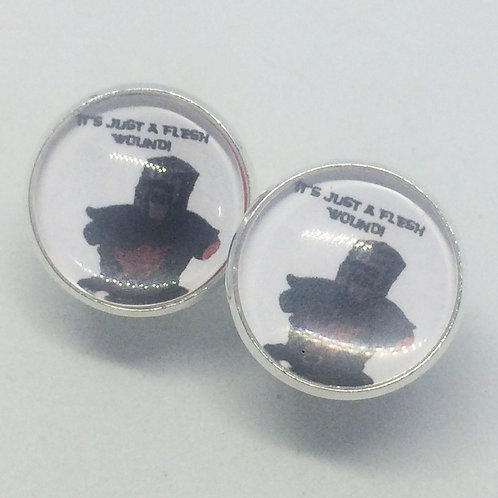 Spamalot Black Knight Cufflinks