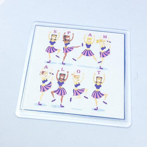 Spamalot Cheerleaders