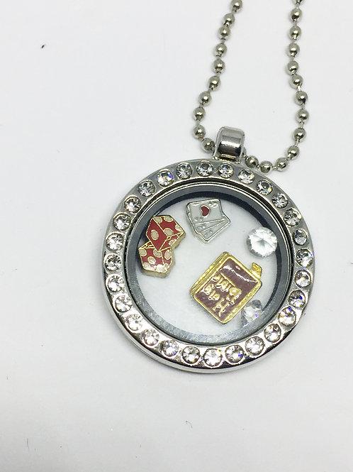 Guys & Dolls Memory Locket Necklace