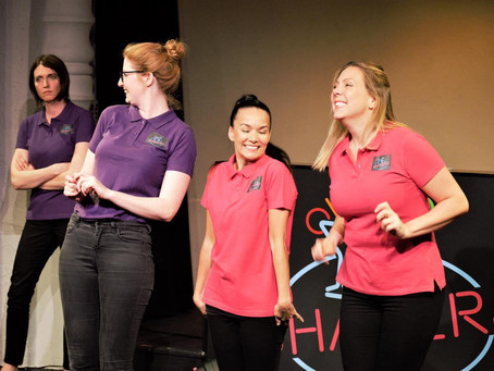 Shakers – The Reject Theatre Company, Headgate Theatre Colchester