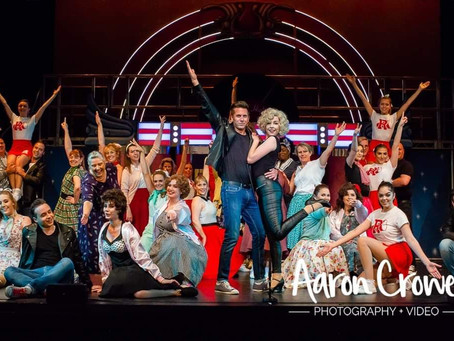 Grease, Springers AOD - Civic Theatre, Chelmsford