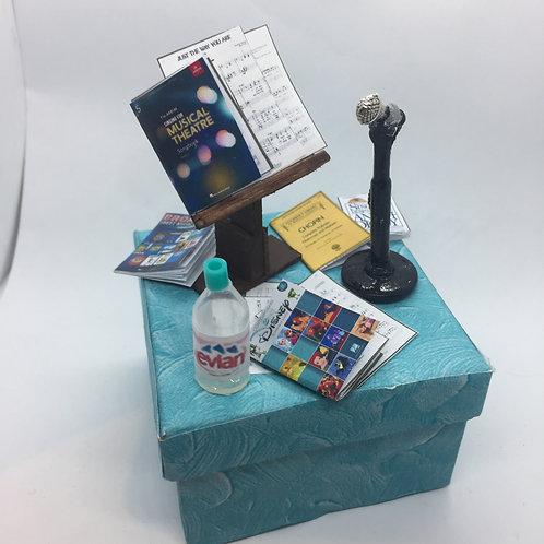 Large Singers Gift Box