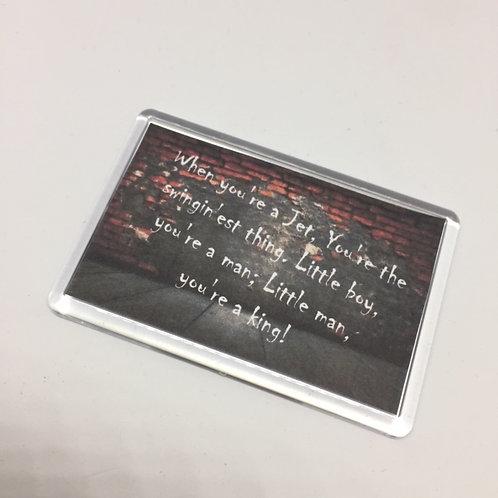 West Side Story - Jets Fridge Magnet