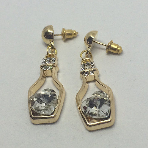 Crystal Potion Earrings
