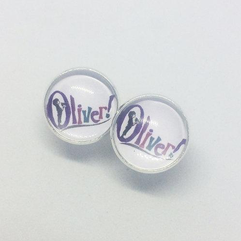 Oliver! Cufflinks