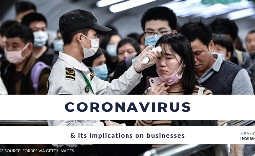 Coronavirus & Its Implications for Businesses