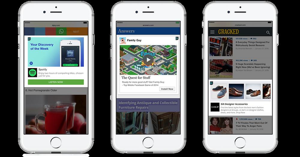 In-App Advertising on Facebook's Audience Network