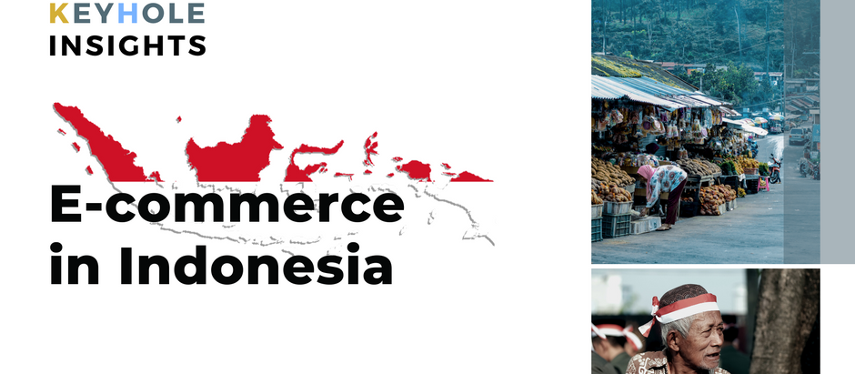 The Largest E-commerce Market in Southeast Asia - Indonesia