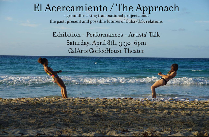 El Acercamiento/The Approach at CalArts' New Works Festival