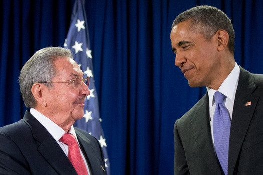 President Obama's Cuba trip announced!