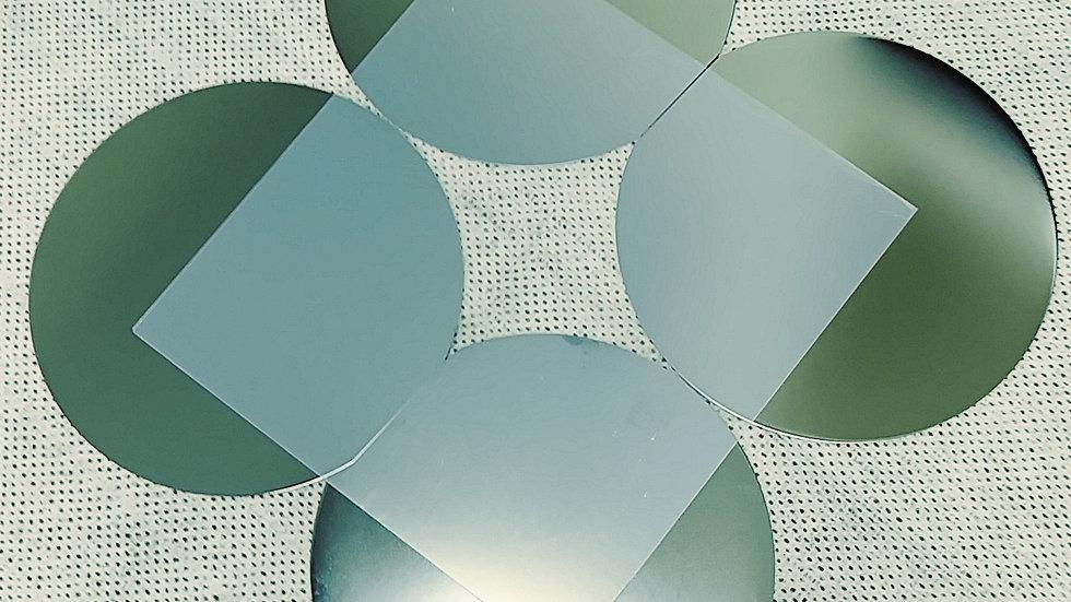 MetaFluorex™ 8x10 cm nano-porous ceramic membrane