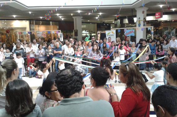 Festa Julina Taubaté Shopping
