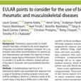 Lignes directrices EULAR pour les big data
