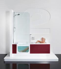 TWINLINE 2 - Duschbadewanne