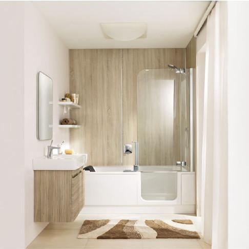 Das Badezimmer im Wandel