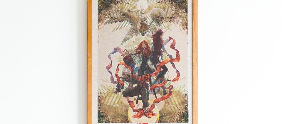 Affiche d'art - Outsiders
