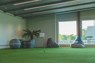 Träningshall_golfträning_vy_relax_värme_