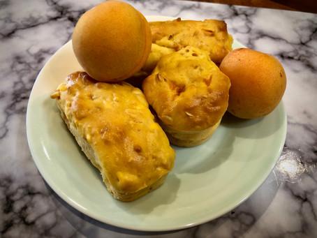 Baby Friendly Apricot Muffin Recipe