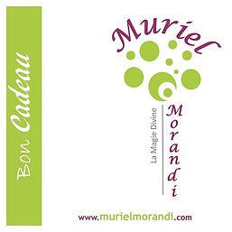 Bon cadeau Muriel Morandi