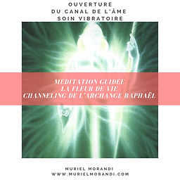 Muriel Morandi Méditation guidée