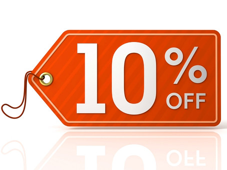 10% off when you book 6 or more Improvers, Advanced or Improv Fix Classes this term
