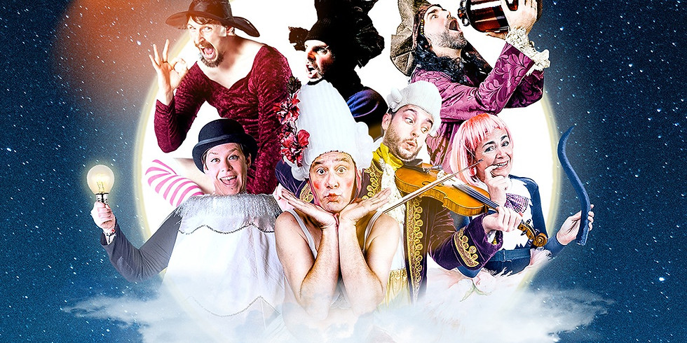 The Suggestibles' Impro Pantso at the Cumberland Arms