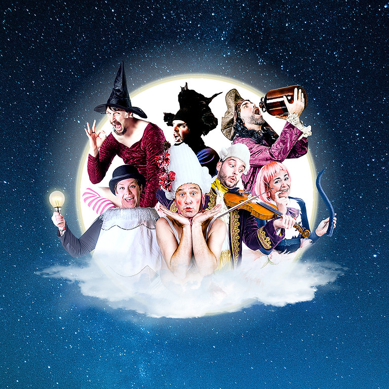 The Suggestibles' Impro Pantso at Northern Stage