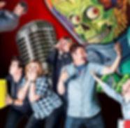 Newcastle Improv Festival: The Suggestibles at Alphabet    ti Theatre