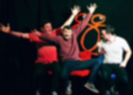 The Suggestibles Improv Comedy Shows at The Stand Comedy Club and Cumberland Arms Newcastle