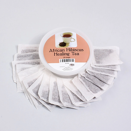 African Hibiscus Healing Tea