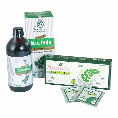 Moringa Bitters Premium Box Set