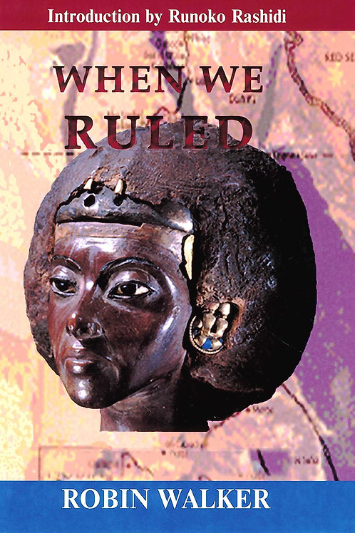When We Ruled: The Ancient and Mediaeval History of Black Civilisations by Robin